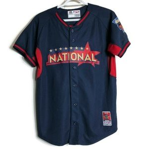 MLB Majestic All Star National Jersey